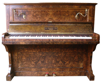 Broadwood upright image 1