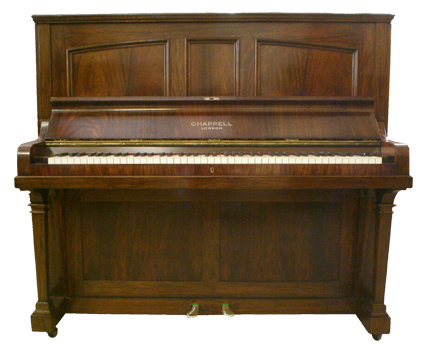 Chappell upright English piano