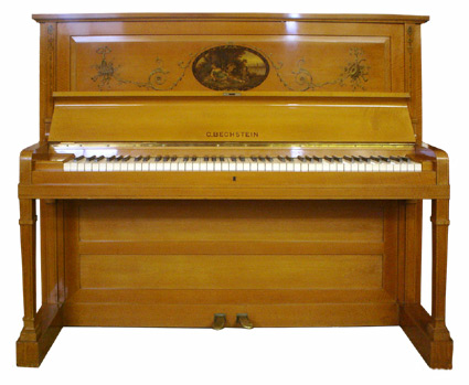 Bechstein model 9 upright piano - image 1