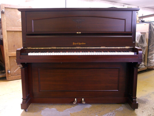 Broadwood upright piano 1 - fully restored