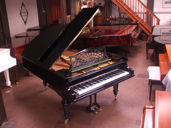 Bechstein grand piano 4 - fully restored
