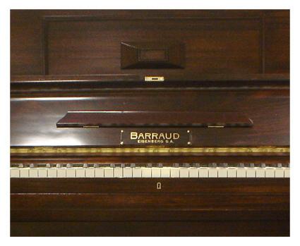 Barraud upright piano - image 2