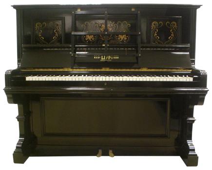 Lipp upright piano - image 2