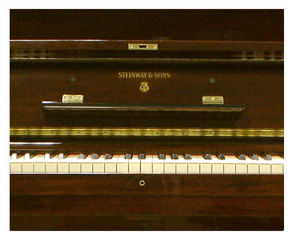 Steinway and Sons upright piano - image 2