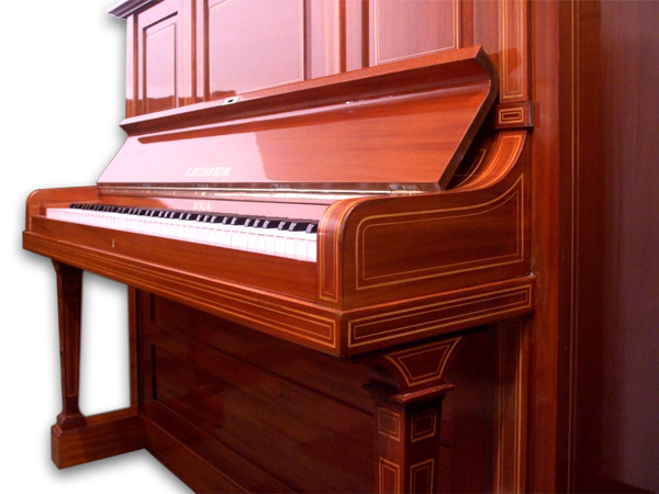 Bechstein Upright 1896