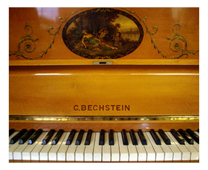 Bechstein model 9 upright piano - image 3