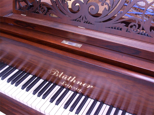 Bluthner Model 4 grand piano - image 1