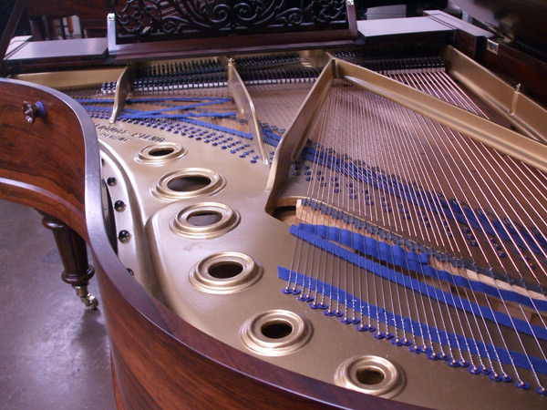 Bluthner Model 4 grand piano - image 3