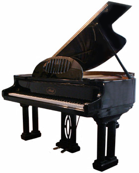Ibach grand piano image 1
