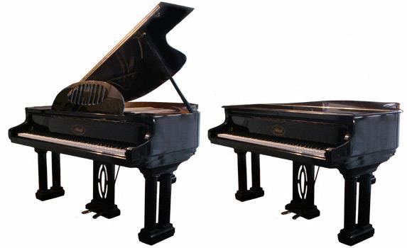 Ibach 5' grand piano