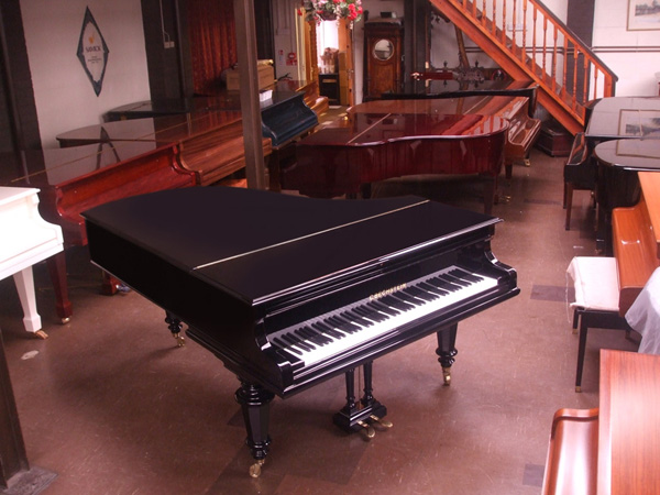 Bechstein grand piano 2 - fully restored