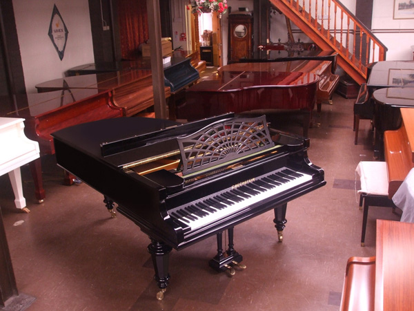 Bechstein grand piano 3 - fully restored