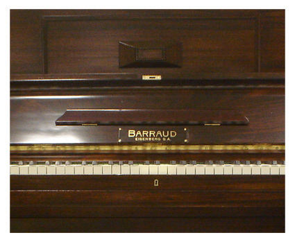 Barraud upright piano - image 2