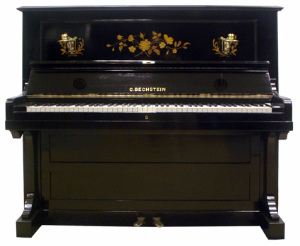 Bechstein model V upright piano - image 1