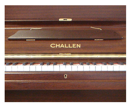 Challen upright piano - image 3