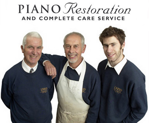 J Reid Pianos - piano restoration experts