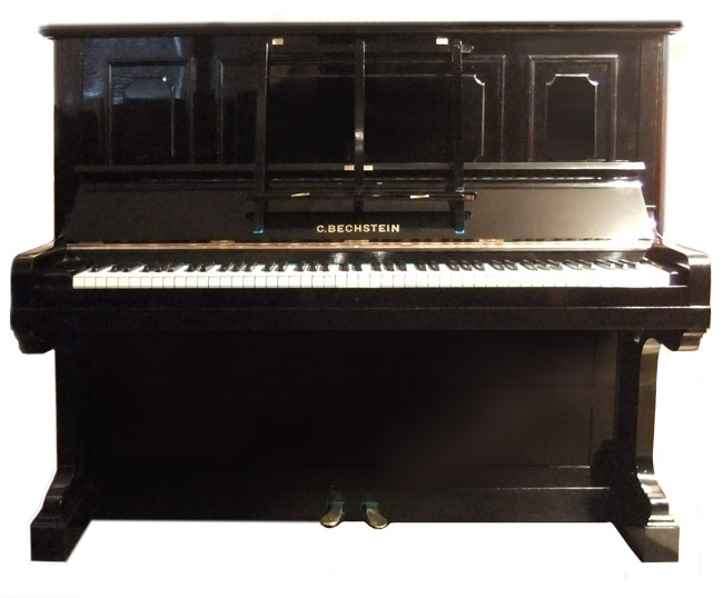 Bechstein Upright Concert Model 8 - with music desk